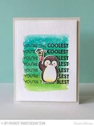 26 best cards penguins images on mft sts penguins