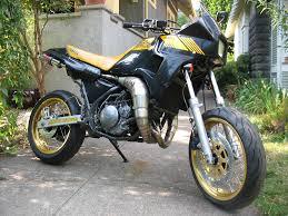 are motocross bikes street legal factory street legal 2 strokes