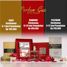 Parfum Gue testimonials jual parfum gue resmi