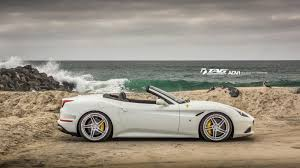Ferrari California Dark Blue - ferrari california t adv1 wheels cars white wallpaper 1600x900