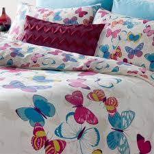 Bed Linen And Curtains - erfly bed linen dunelm bedroom curtains and bedding memsaheb bed