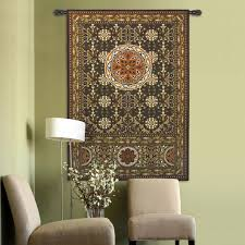 gothic medallion tapestry abstract tapestries