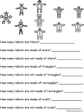 math worksheets shapes at enchantedlearning com