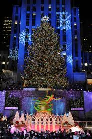when is the christmas tree lighting in nyc 2017 2008 christmas in rockefeller center tree lighting ceremony
