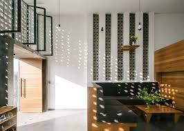 Low Cost Interior Design For Homes by Low Cost Perforated Home In Vietnam Shows Off The Charms Of