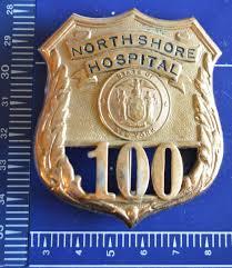 north shore hospital new york police badge policebadge eu badge