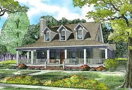 wonderful wrap around porch 5921nd architectural designs