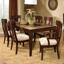 dining room seagrass rugs with dining chairs and dining table