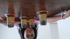 Teh Bandulan menjual teh bandulan