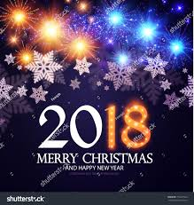 happy new years posters happy new 2018 year poster flyer stock vector 774011524