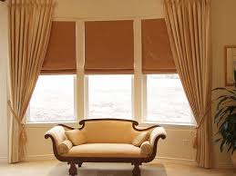 Curtains On Windows With Blinds Inspiration Window Drapes Budget Blinds Intended For Blind Curtains Windows