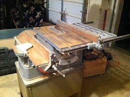 delta table saw for sale garage sale score 1957 rockwell delta 34 600 the garage journal