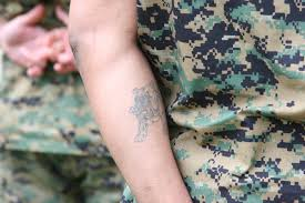 does the u s military have rules about tattoos howstuffworks