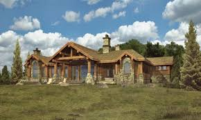 ranch log home floor plans log home mansions log cabin ranch style home plans ranch log