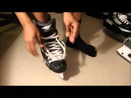how ice hockey skates should fit find out how to check your size