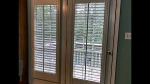 budget blinds of martinsburg french door plantation shutters