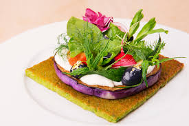 easy vegetarian canapes canapé recipes great chefs