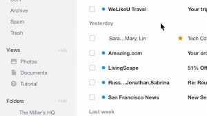yahoo best black friday car deals yahoo gives mail a makeover and introduces yahoo mail pro