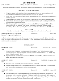 Waitress Job Description For Resume by Resume Copy And Paste Formatting Resume For Your Job Application
