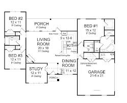 one story open concept floor plans plans small house plans one story new best 2 bedroom ideas on