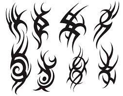 popular design tattoos brilliant tribal symbols tattoos