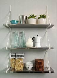 Shelf Kitchen Wall Mounted Kitchen Shelf 10 Cozy Design Shelves Are Very