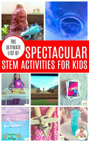 creative stem activities for 31 ideas to try right now