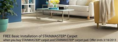 Free Estimate Carpet Installation by Free Carpet Installation At Lowe S Stainmaster Carpet Pad Review