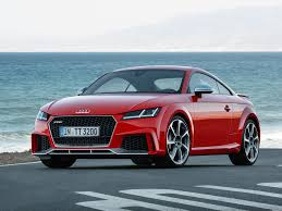 audi sports car photos 2017 audi tt rs business insider