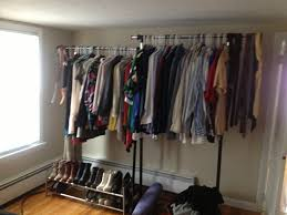 stunning bedroom clothes rack ideas decorating design ideas