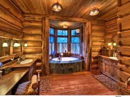 bathroom cool cabin ideas bathroom tile designs images for