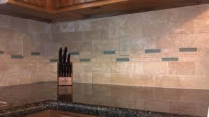 tuscan bronze kitchen faucet tiles backsplash brown granite with maple cabinets honed