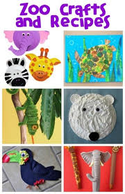 bored at home create your own zoo zoo animal crafts and recipes zoo animal crafts animal crafts and