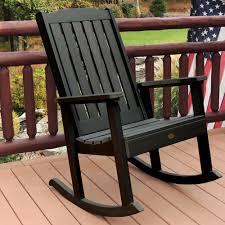 Rocking Chair Gliders Modern Outdoor Rocking Chair