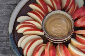 nourishing meals raw caramel dip for apples