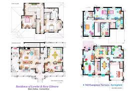 Famous House Floor Plans Story House Plans For Minimalist And Luxurious Designs Image Of