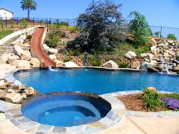 furniture charming backyard landscaping ideas swimming pool