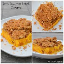 eats and cool reads sweet butternut squash casserole recipe