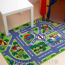 Kids City Rug by Kids Playmat City Street Children U0027s Interactive Educational Rugs