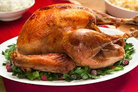 revel in a blissful array of food on the occasion of thanksgiving