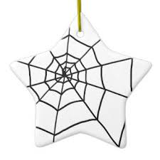 cobweb tree decorations ornaments zazzle co uk