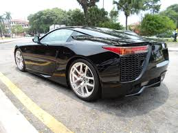 lexus 2010 black black lexus lfa for sale in the uk what u0027s wrong with the owner