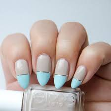 light blue nail how you can do it at home pictures designs