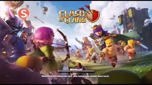 game coc sudah di mod mod coc v8 709 16 2017 no root youtube