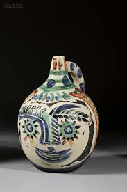 Spanish Vase 20th Century Pottery Skinner Auctioneers