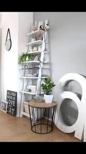 Leaning Ladder Shelf Ikea Best 10 Ikea Ladder Shelf Ideas On Pinterest Bathroom Ladder