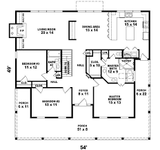 Colonial Open Floor Plans 318 Best Floor Plans Images On Pinterest Small House Plans