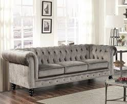 Leather Sofa Brown Leather Chesterfield Sofa Visualizeus