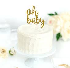 gender reveal cake toppers gender reveal cake decorations best cakes ideas on baby an