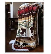 western throws for sofas rustic throw and western blankets faux fur throws more